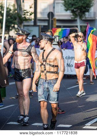 Pride In Barcelona