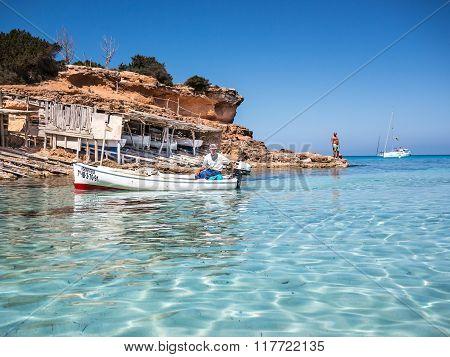Fishing In Formentera