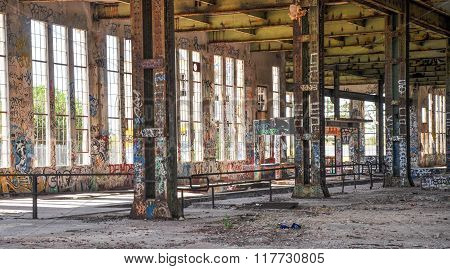 Old Power House: Abandonment