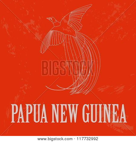 Papua New Guinea infographics, statistical data, sights