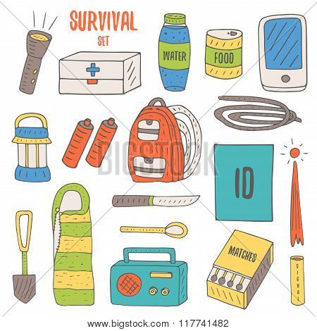 Survival set