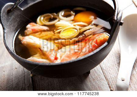 Rice Soup Bowl
