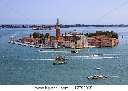 Island of San Giorgio