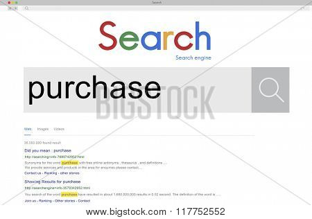 Purchase Commerce Buying Acquire Market Shop Concept