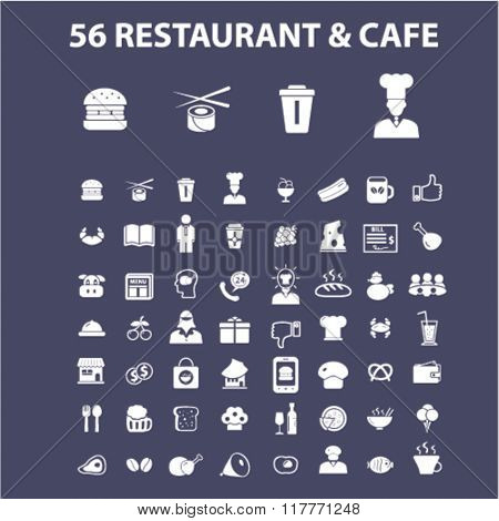 Restaurant icons, restaurant logo, restaurant menu, restaurant vector, restaurant dinner icons