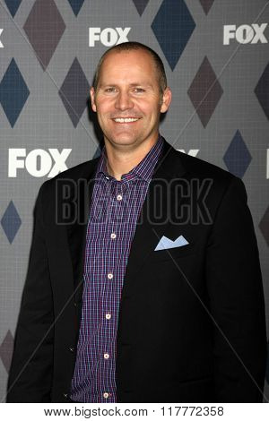 LOS ANGELES - JAN 15:  Jonathan Littman at the FOX Winter TCA 2016 All-Star Party at the Langham Huntington Hotel on January 15, 2016 in Pasadena, CA