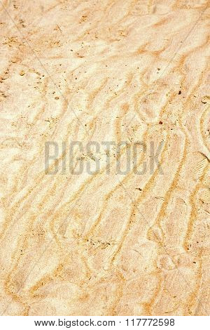 Sand In The Beach Abstract Thailand Kho Pink