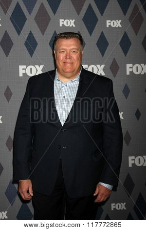 LOS ANGELES - JAN 15:  Joel McKinnon Miller at the FOX Winter TCA 2016 All-Star Party at the Langham Huntington Hotel on January 15, 2016 in Pasadena, CA