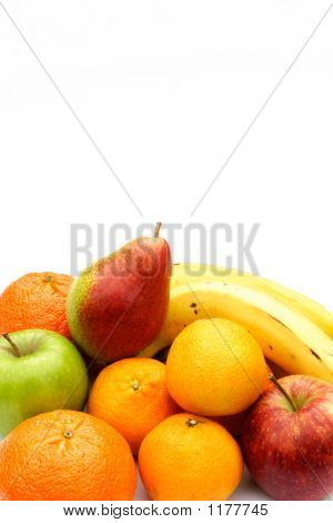 Fruit With Copy Space