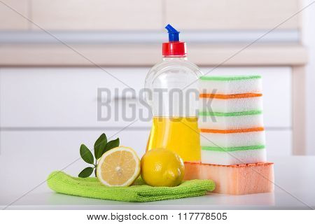 Dish Washing Concept