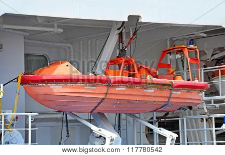 Safety Lifeboat