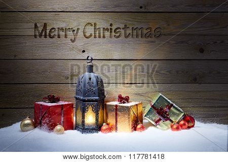 Merry Chritsmas Card