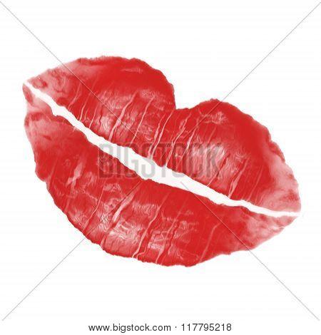 Kissing Lips