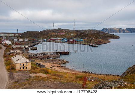 Abandoned bay