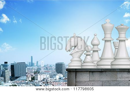 Set of chessmen