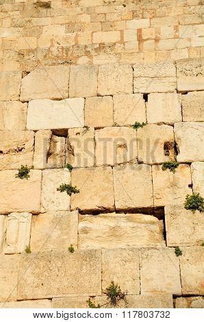 Jerusalem kotel.