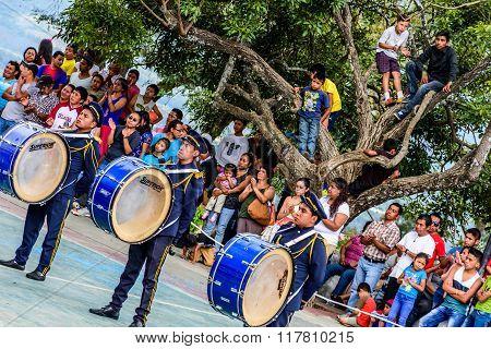 Independence Day Band, Guatemala