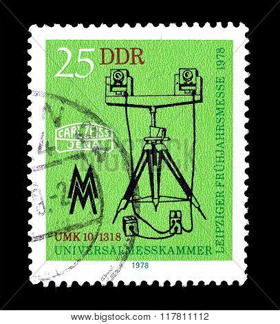 German Democratic Republic 1978