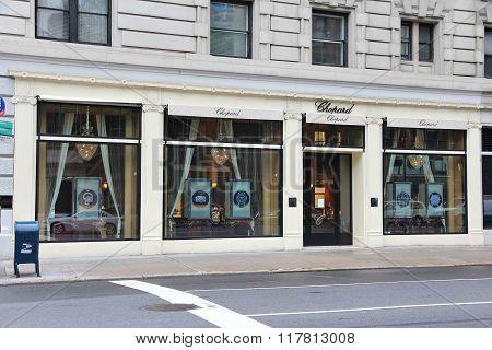 Wristwatch Store