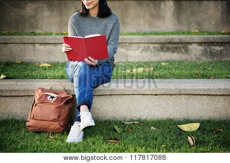 Studying Learning Reading Education Concept
