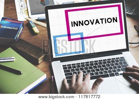 Innovation Technology Motivation Ideas Concept