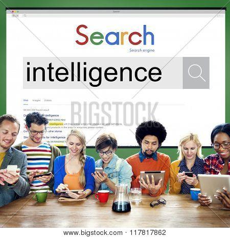 Intelligence Knowledge Skilled Smart Surveillance Concept