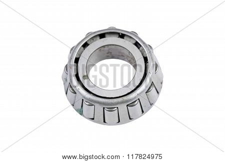 Old And Dirty Ball Bearings