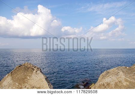 The Sea horizon