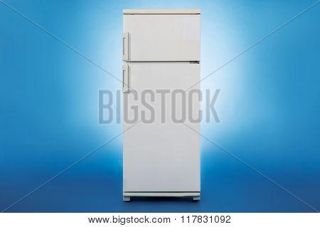 Closed Refrigerator