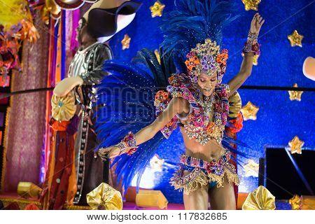 Carnival 2016 - Vila Isabel