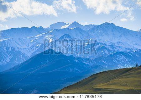 Mount Munku-Sardyk