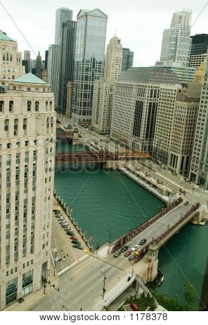 Chicago Draw Bridges