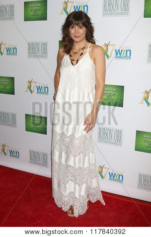 LOS ANGELES - FEB 10:  Moniqua Plante at the 17th Annual Women's Image Awards at the Royce Hall on February 10, 2016 in Westwood, CA