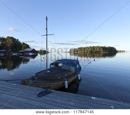 NORRFJARDEN, SWEDEN ON JULY 19