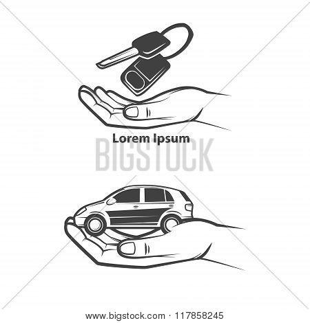 Rent Car Logo3