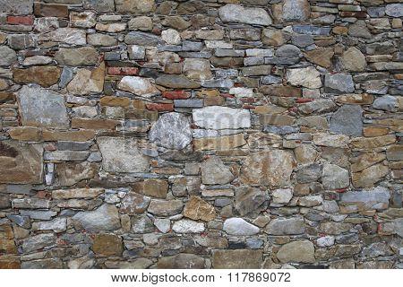 perfect stone wall