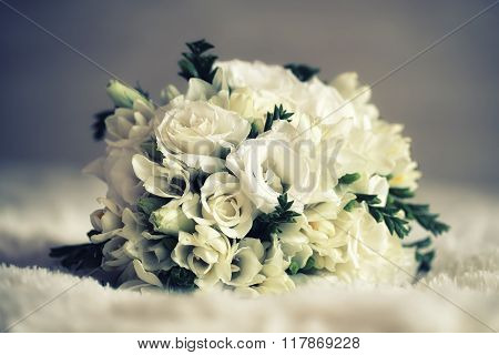 Splendid Graceful Wedding Bunch