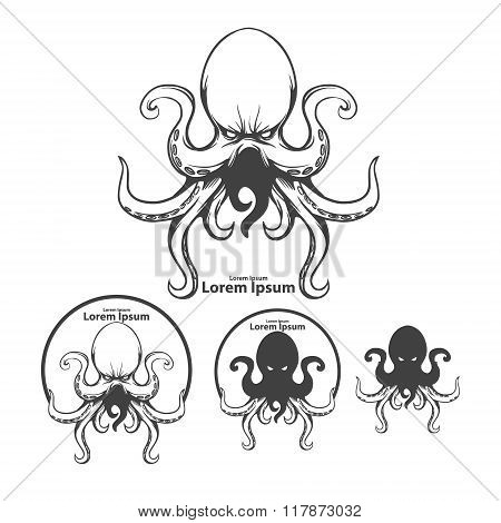 octopus sea logo