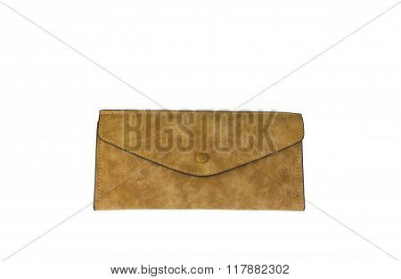 Women's Light-brown Wallet