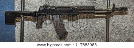 5.45-mm Machine Gun Nikonov System Obr.1994.an-94