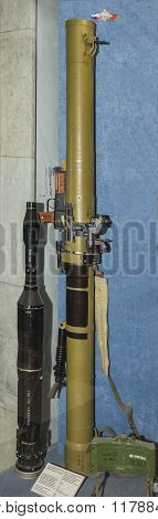 105-mm Rocket-propelled Grenade Rpg- 29.