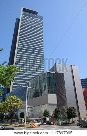 Nagoya Skyscraper