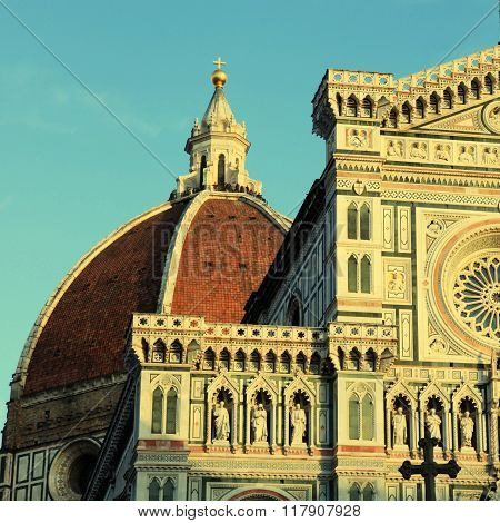 Cathedral Of Santa Maria Del Fiore, Florence, Italy