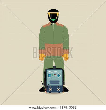 Welder and Welding Machine