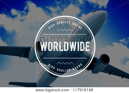 Worldwide Globalization Global International Concept