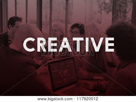 Creative Creativity Design Ideas Inspiration Innovation Concept