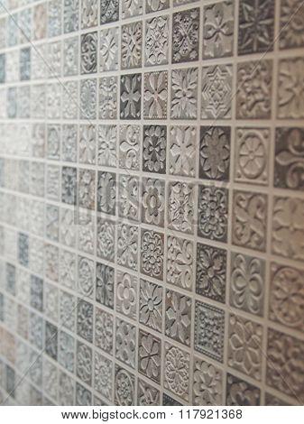 Eleglance Mosaic Wall Or Background