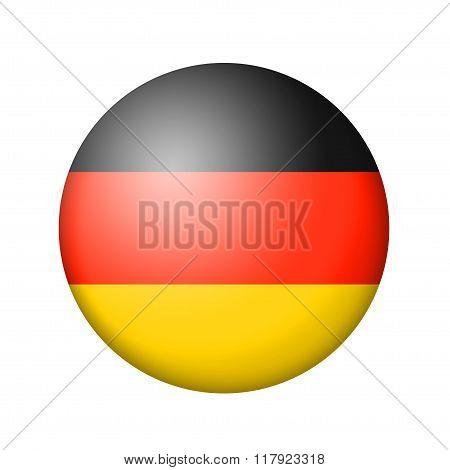 The German flag