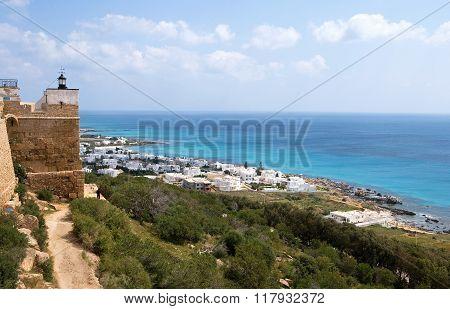 Tunisia The Fortress