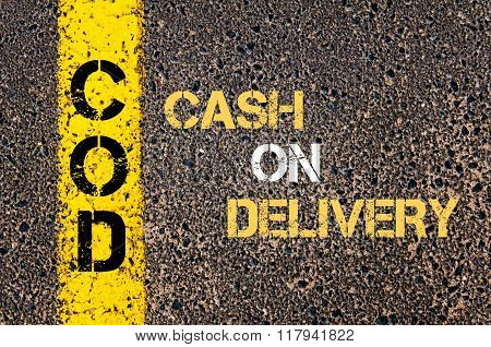 Business Acronym Cod Cash On Delivery